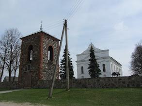 Photo: Darsūniškio Švč. Mergelės Marijos Ėmimo į dangų bažnyčia (1855)