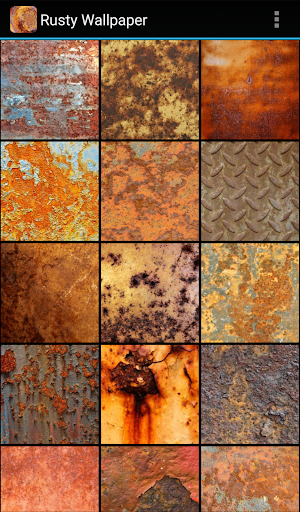 Rusty Wallpaper 1.0 screenshots 1