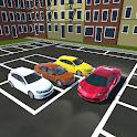 modern Car parking pro game icon