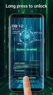 Javis Lock Screen Wallpapers - náhled