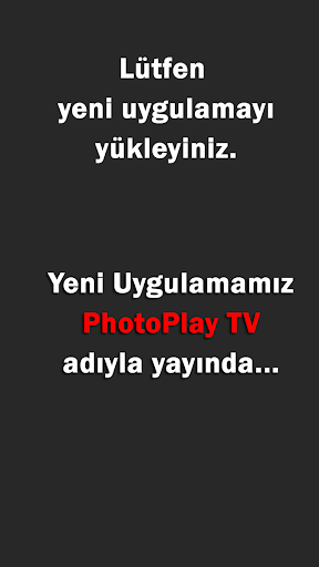 PhotoPlay TV ESKI UYGULAMA