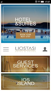 Liostasi Hotel & Suites- screenshot thumbnail