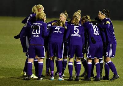 Anderlecht Vrouwen in stijl en met serieuze voorsprong de play-offs in na ruime zege tegen OH Leuven