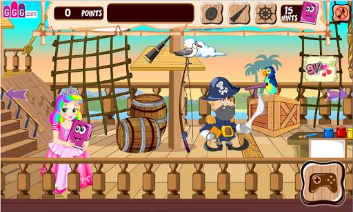 Princess Juliet Island Escape