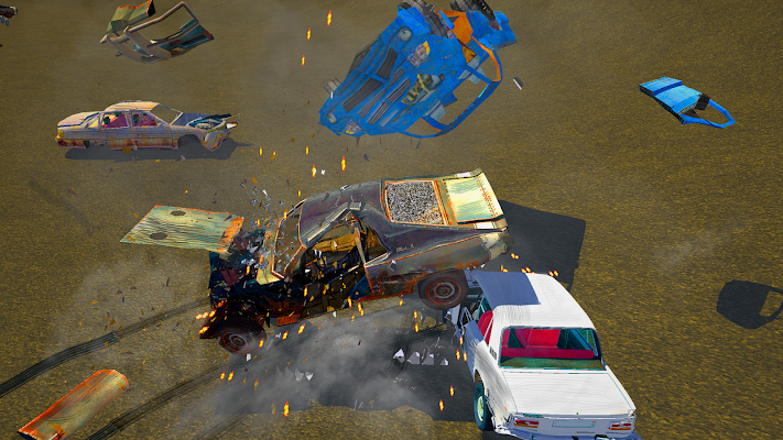 Derby Demolition Simulator Pro - imagem de tela