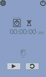 Stopwatch & Timer - náhled