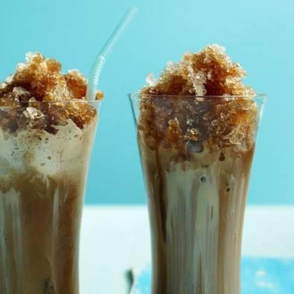 Amazing Iced Coffee Recipe