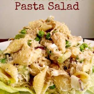 Tuna Noodle Casserole Pasta Salad.