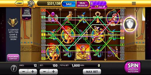 Caesars Casino Slots - Machines à Sous screenshot 8