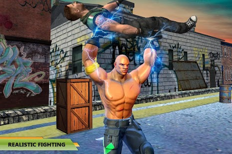 Kung Fu Real Fight: Free Fighting Games