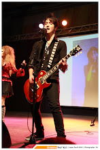 Photo: Live du groupe Shibuya Impakt à la Japan Touch 2012.