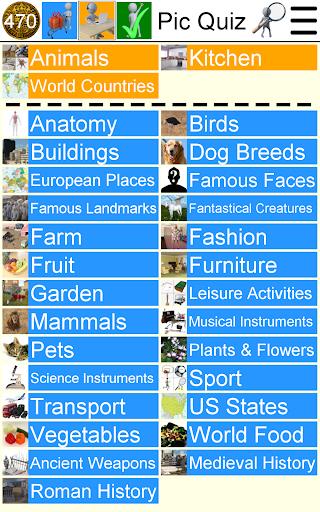 Pic Quiz 1.5 screenshots 23