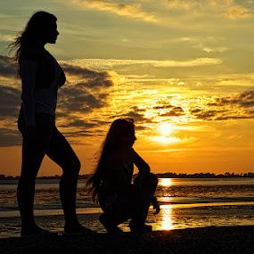 sunset by Steve Isp - Babies & Children Children Candids