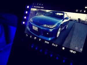 シルビア S15 Spec Sのカーナビのカスタム事例画像 MTB_Riderさんの2019年01月15日20:51の投稿