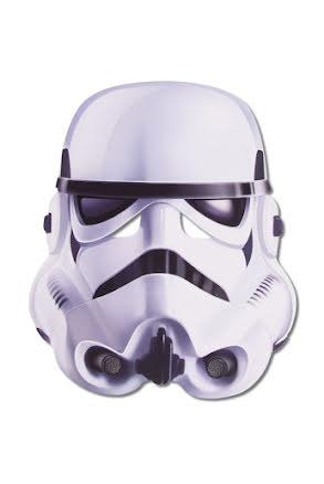 Pappmask, Stormtrooper