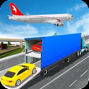 Airplane Car Transport Driver