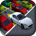 Turbo Driving Car parking Mania icon