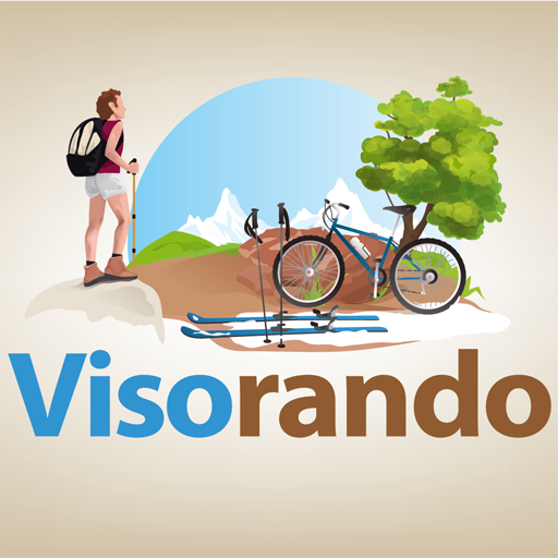 Visorando GPS randonnée – Applications sur Google Play