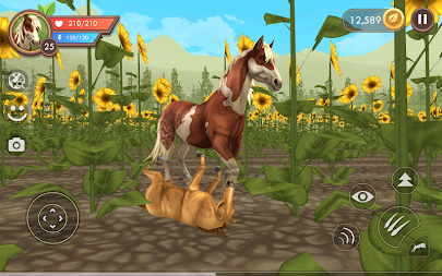 WildCraft: Animal Sim Online 3D APK screenshot thumbnail 3