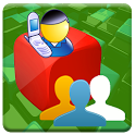 3D Contact List Phonebook 2016 icon