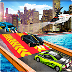 Fast Speed Stunt Car Racing Icon