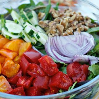 Basic Green Salad.