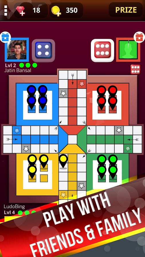Ludo Bing- screenshot