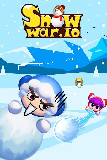 SnowWar.io 4.0 screenshots 1