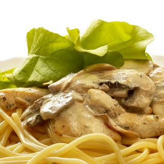 Gourmet Chicken Stroganoff