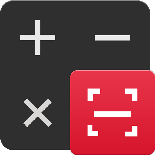 Math Calculator-Solve Math Problems by Camera Icon