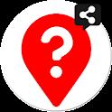 MY Location Share icon