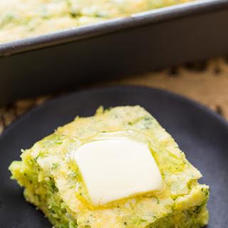 Buttery Broccoli Bread.