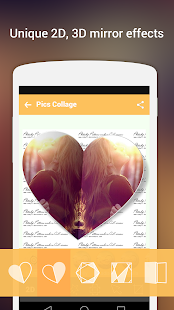 Pics Collage -Photo Grid Maker - náhled