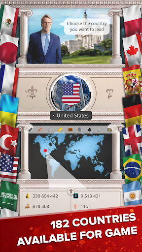 Modern Age u2013 President Simulator  screenshots 5