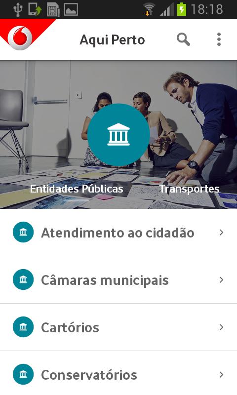 Números Úteis- screenshot