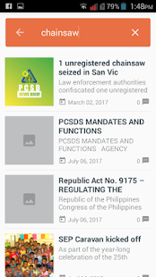 PCSD for Palawan- screenshot thumbnail