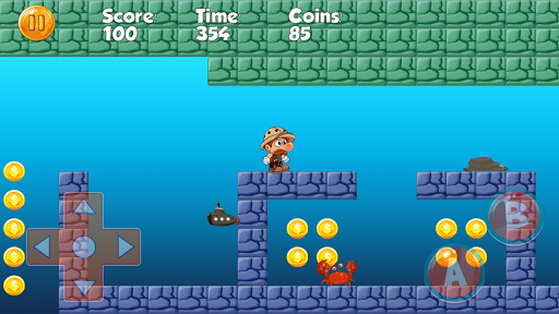 Deno's World - Jungle Adventure 3.1.0 screenshots 2