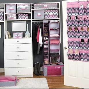 Kids & Teenage Girl Closet Ideas - náhled