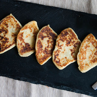 Traditional Irish Potato Farls.