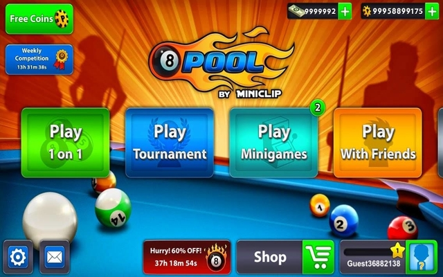 Free Cash And Coins 8 Ball Pool Hack