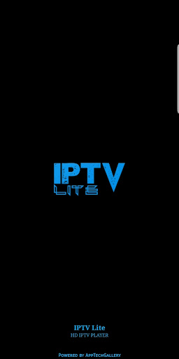 IPTV Lite - HD IPTV Player 3.3 screenshots 1