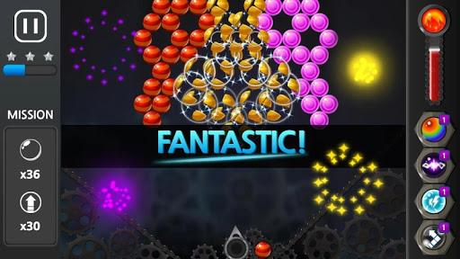 Bubble Shooter Mission  screenshots 19