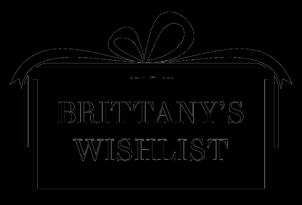 brittany's wishlist
