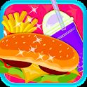Fast Sandwiches Stand Mania icon