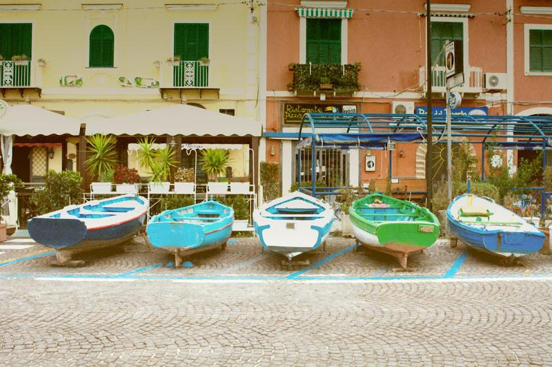 Il parcheggio delle barche di Gianfvis