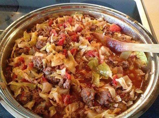 Un Stuffed Cabbage Roll Recipe