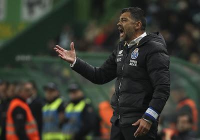 Sergio Conceição blâme l'arbitrage