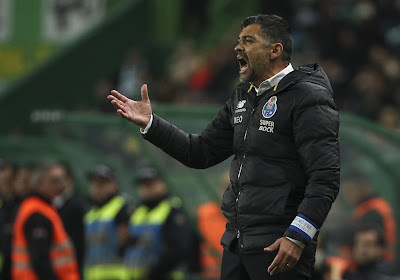 Sergio Conceiçao bientôt blindé par le FC Porto ?
