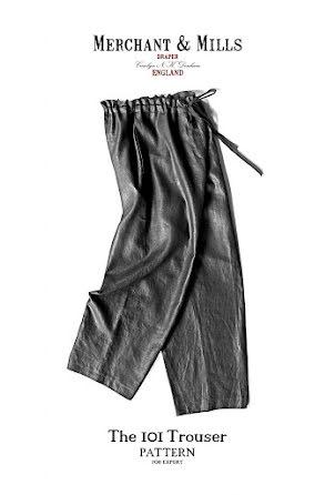 The 101 Trouser / Byxa