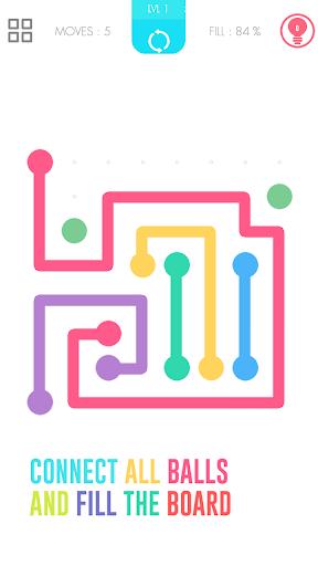 Balldokuu - Connecting the dot